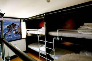Picture of Bed in 8-Bed Mixed Dormitory Room with Shared Bathroom