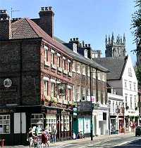 Picture of The Bootham Tavern in York England