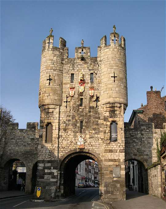york micklegate bar walls england medieval gate jerusalem into entry kingdom united 6pm tripadvisor